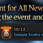 [Event] Special Login Event: Welcome New Heirs Event (10/12 ~ 10/14 CDT)