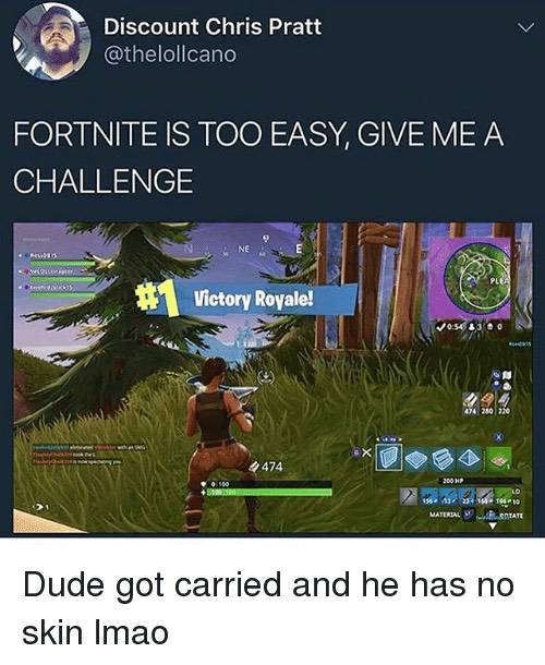 Fortnite: Memes - And some at least fortnite memes not about a black hole image 2