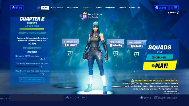 Fortnite: Battle Royale - I'm gonna get hate for this but I don't care 🤷🏽♂️ I am Tier 100, Lvl 106 image 2
