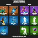 Today item shop 10-15-19