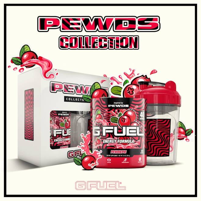 G Fuel: General - pick it up if you can image 5