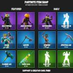 Today item shop 10-17-19