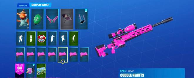 Fortnite: Battle Royale - Thoughts on This Setup? (Pt53) (FishStick) (World Cup) image 12