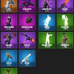 Today item shop 10-20-19