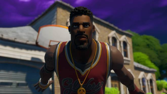 Fortnite: Memes - Yo Nibba I be Ballin 🏀 | Jumpshot Showcase| #SkinShowcase #Fortnite image 2