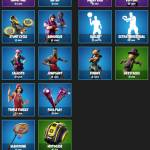 Today item shop 10-21-19