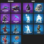 Today item shop 10-22-19
