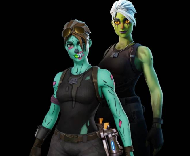 Fortnite: Battle Royale - Ghoul Trooper Styles! image 2