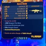 Looking for lvl 50 anointed siren legendaries. Willing to trade.