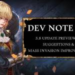 Dev Note #91: 3.8 Update Preview #2: Suggestion & Mass Invasion Improvement