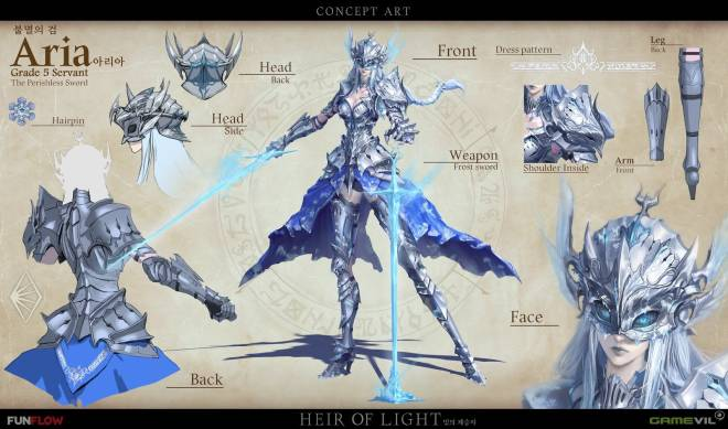 HEIR OF LIGHT: Update Preview & Patch Notes - [Notice] v3.8 Update Patch Notes image 19