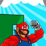 Yall like this kind of mario😂😂
