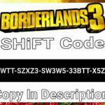 Free Golden Key! [SHiFT Code]