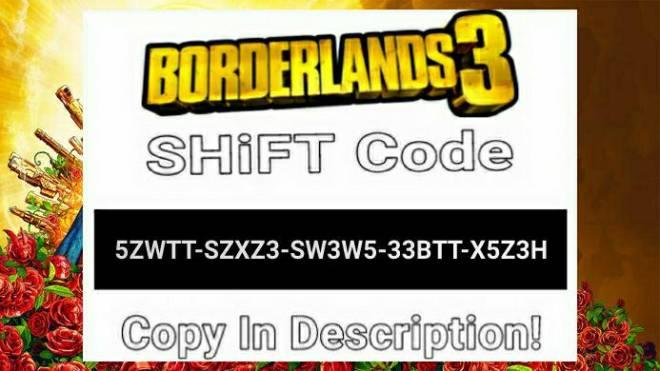 Borderlands: General - Free Golden Key! [SHiFT Code] image 2