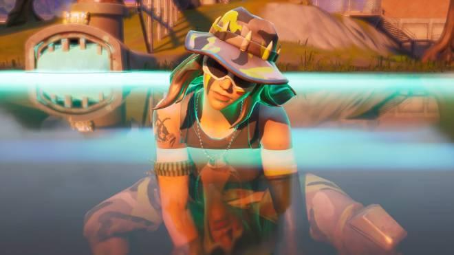 Fortnite: Battle Royale - 🐍Swamp Stalker Showcase🐍 image 1