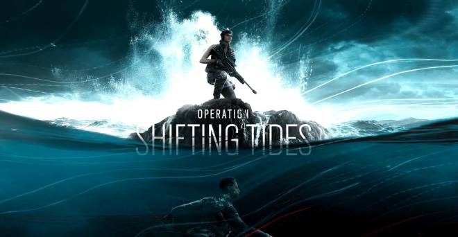 Rainbow Six: General - Shifting Tides (Reading)  image 1