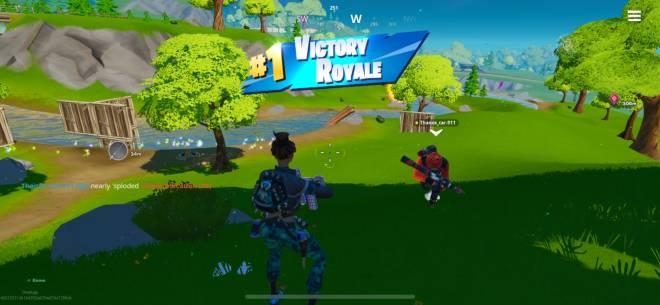 Fortnite: Battle Royale - Y e s image 1
