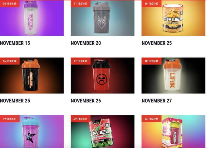 G Fuel: General - if you didn't see image 3
