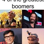 Yes the second one is a boomer