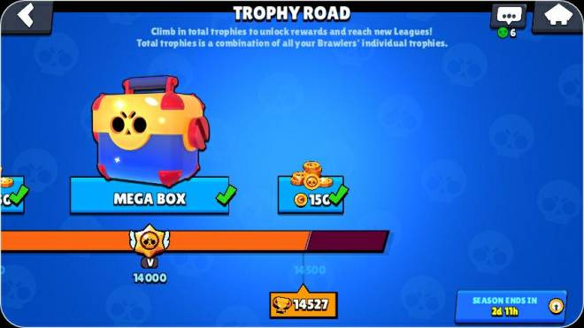 Brawl Stars: General - I beat trophy road... 🏆 image 2