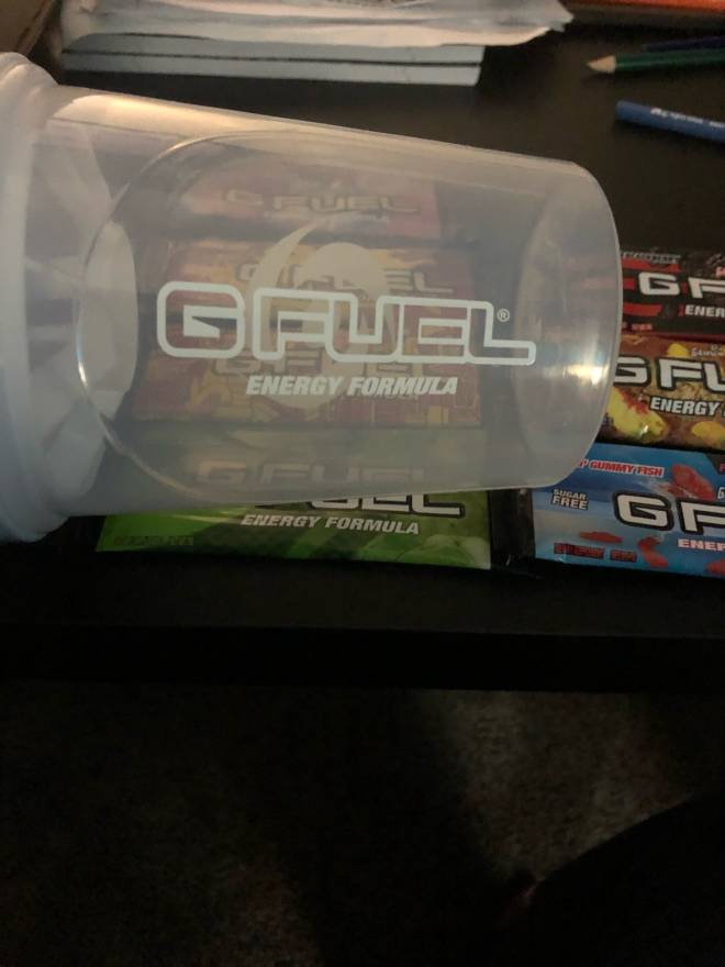 G Fuel: General - I love G Fuel image 2