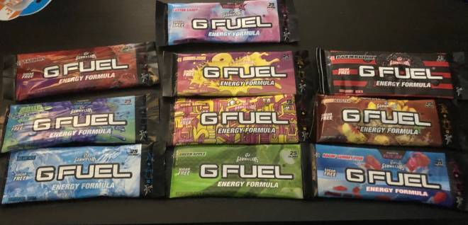 G Fuel: General - I love G Fuel image 3