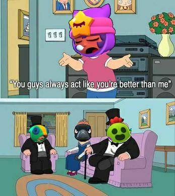 Brawl Stars: Memes - Which of these two memes is better? image 4