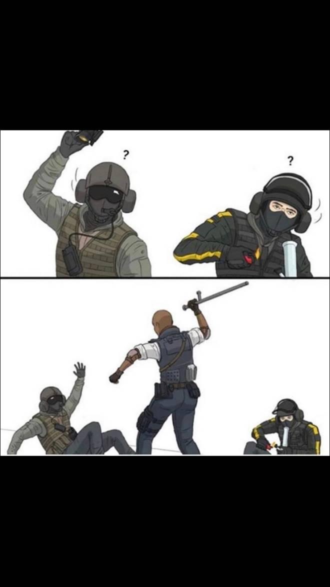 Rainbow Six: Memes - Ubisoft is clash image 2