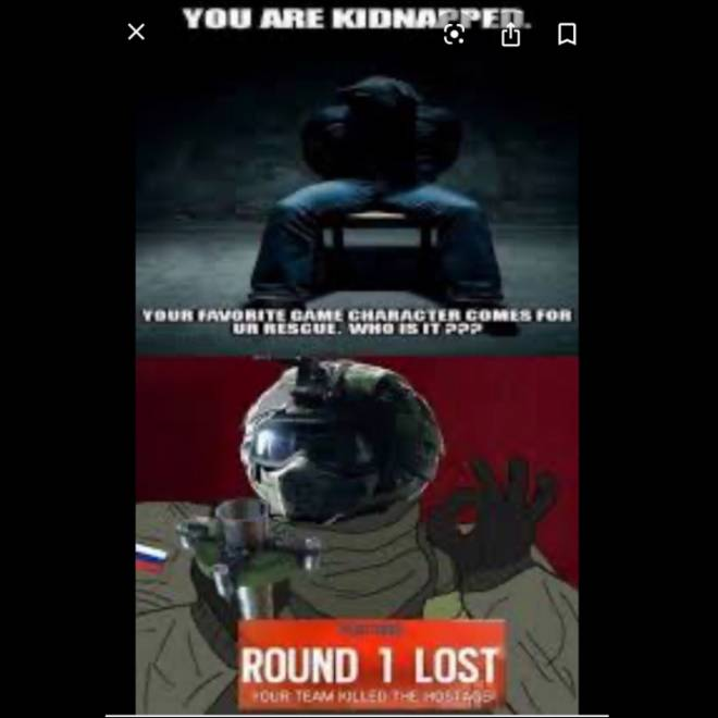 Rainbow Six: Memes - Random stuff reposted (Not mine) image 4