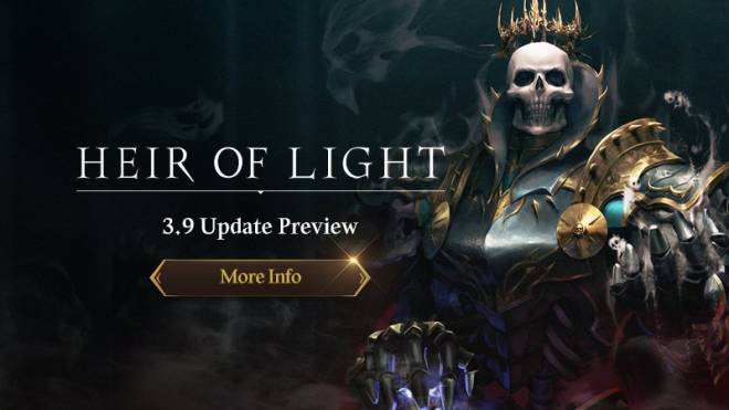 HEIR OF LIGHT: Update Preview & Patch Notes - [Notice] v3.9 Update Preview image 1