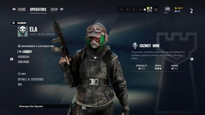 Rainbow Six: General - How did you guys enjoy the Halloween event i thought it was pretty fun image 1
