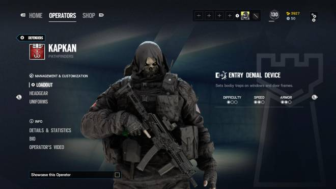 Rainbow Six: General - How did you guys enjoy the Halloween event i thought it was pretty fun image 2