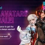 [Event] Black Friday Avatar Sale Event (11/20 ~ 12/3 CST)
