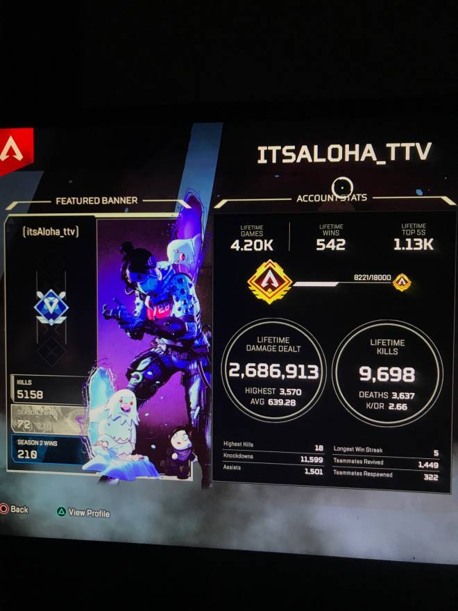 Apex Legends: Looking for Group - Need chill ppl to play with that aren't bots. image 3