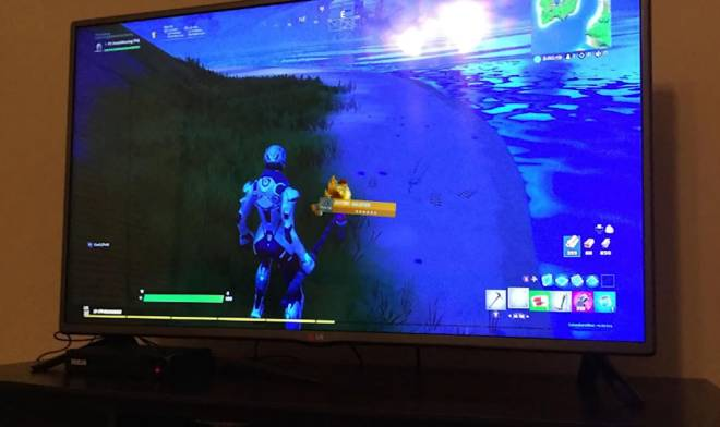 Fortnite: Looking for Group - HOLLLLYYY SHHIT! I CATCH THE GOLDEN FISH!! DUBB image 3