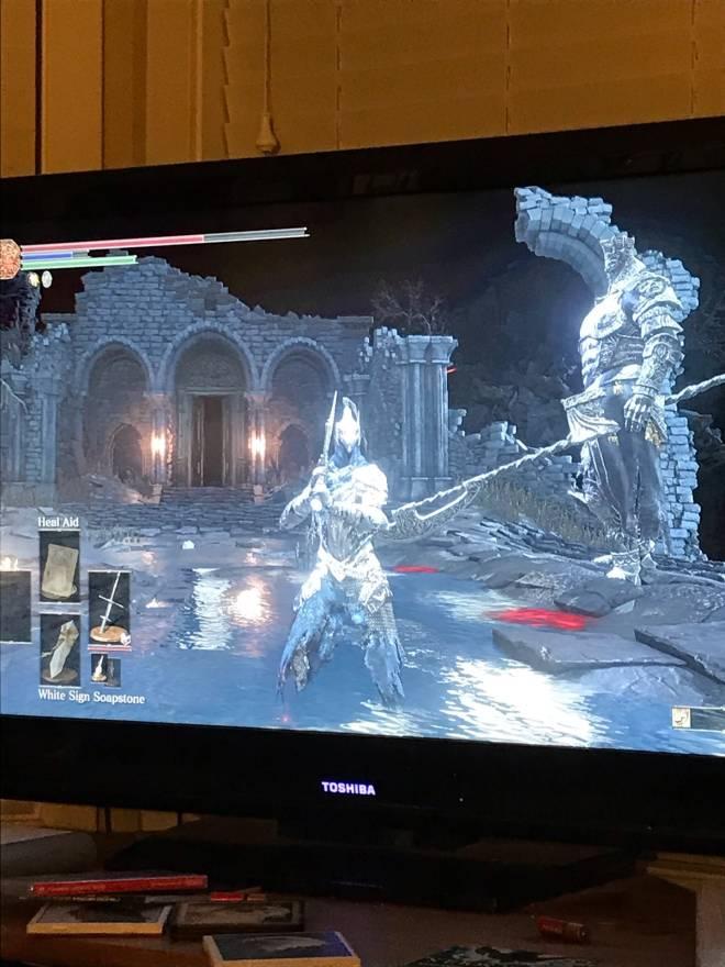 Dark Souls: Memes - I found a glitch image 1