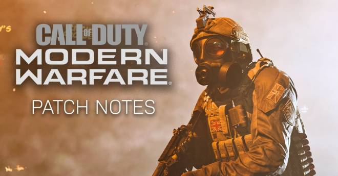 Call of Duty: General -  Patch Notes! image 2