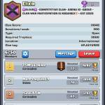 Join our clan! We're building it and need 4 more members above arena 10 for clan wars!