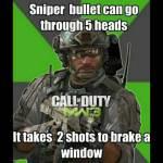 use windows instead of bullet proof vests