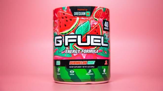 G Fuel: General - New Flavor Available - DubMelon Mint image 3