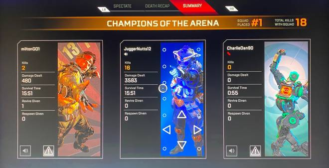 Apex Legends: General - Is this how you carry? image 1