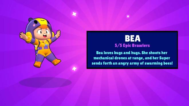 Brawl Stars: General - Got Bea and Max Thanks Supercell image 9