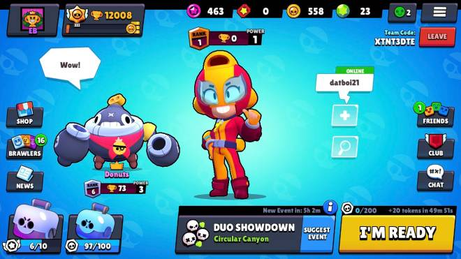 Brawl Stars: General - Got Bea and Max Thanks Supercell image 3
