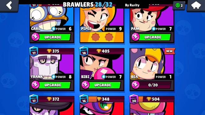 Brawl Stars: General - Got Bea and Max Thanks Supercell image 8