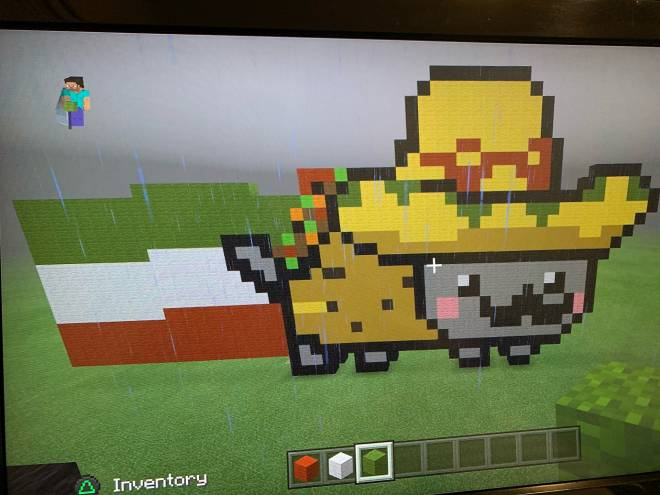Entertainment: Memes - Mexican nyan cat image 1