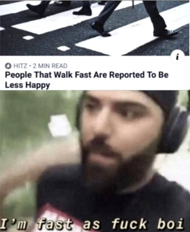 Entertainment: Memes - I'm fast boi! image 2