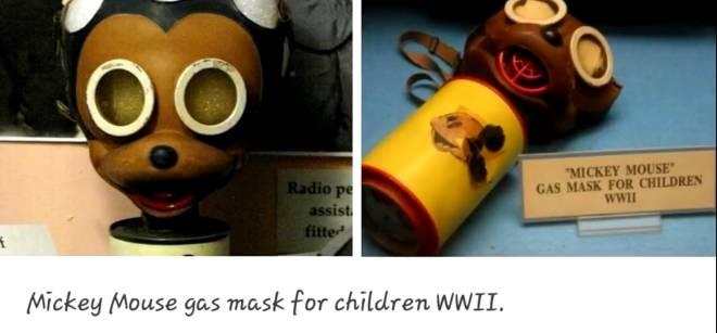 Entertainment: Memes - Gas mask for children  image 1