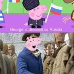 Russian George