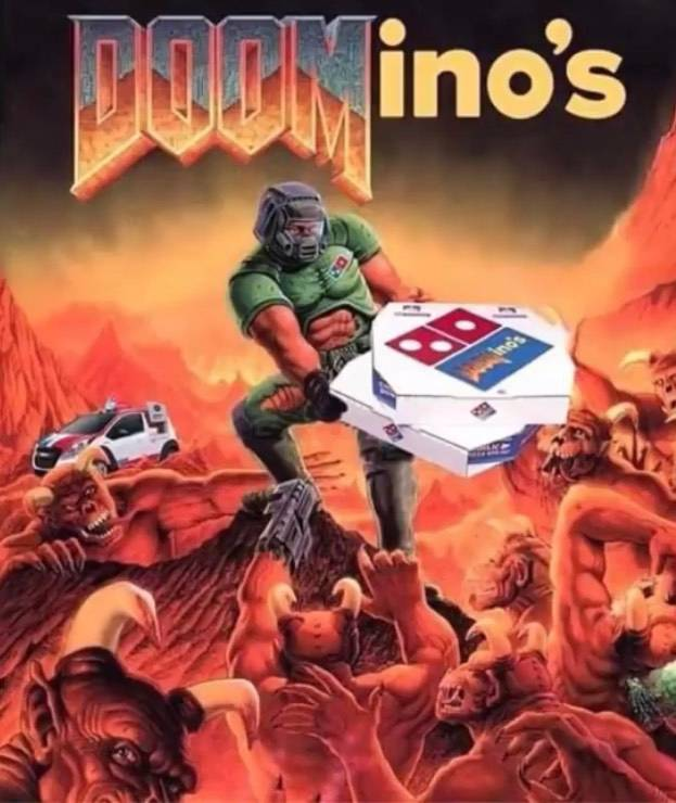 Entertainment: Memes - The new doom game looks fire  image 1