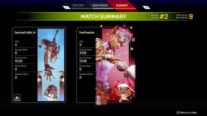 Apex Legends: General - Gotta love randos who go afk and expect you to single handedly carry them in a 1v3v3 image 1